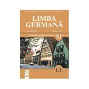 Limba germana (L1) - Manual pentru clasa a XI-a