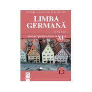 Limba germana (L2) - Manual pentru clasa a XI-a