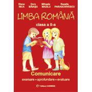 Limba romana - Clasa a II-a - Comunicare