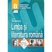 Limba si literatura romana - Manual pentru clasa a VIII-a