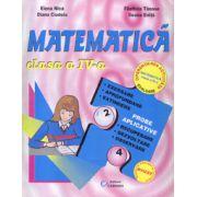 Matematica - Clasa a IV-a - Evaluare - Descriptori