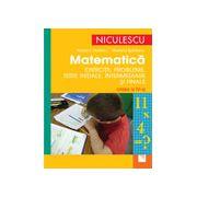 Matematica - Exercitii, probleme, teste initiale, curente si finale - Clasa a IV-a