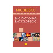 Mic dictionar enciclopedic