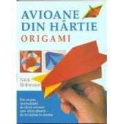Origami - Avioane din hartie