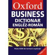 Oxford business - Dictionar Englez - Roman