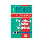 Portugheza pentru incepatori - CD audio