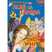 Povesti bilingve (romana-engleza) - Alba ca Zapada