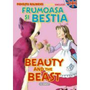 Povesti bilingve (romana-engleza) - Frumoasa si Bestia