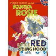 Povesti bilingve (romana-engleza) - Scufita Rosie