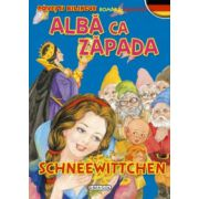 Povesti bilingve (romana-germana) - Alba ca Zapada