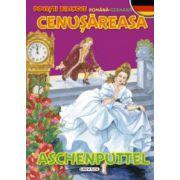 Povesti bilingve (romana-germana) - Cenusareasa