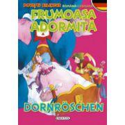 Povesti bilingve (romana-germana) - Frumoasa Adormita