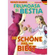 Povesti bilingve (romana-germana) - Frumoasa si Bestia