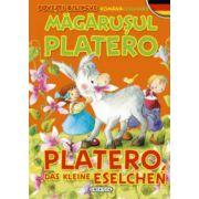 Povesti bilingve (romana-germana) - Magarusul Platero