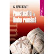 Punctuatia in limba romana