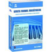 Revista Forumul Judecatorilor - Nr. 2/2011