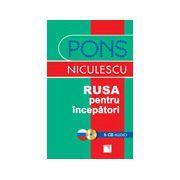 Rusa pentru incepatori - CD audio