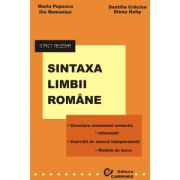 Sintaxa limbii romane - Strict necesar