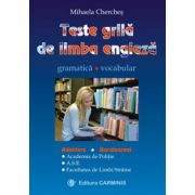 Teste-grila de limba engleza - Gramatica - Vocabular
