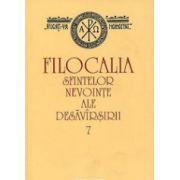 Filocalia sfintelor nevointe ale desavarsirii - Vol. 7