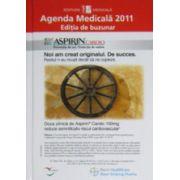 Agenda Medicala 2011 - Editia de buzunar