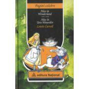 Alice in tara minunilor - Povesti bilingve