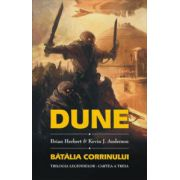 Dune. Batalia Corrinului - Cartea a treia a legendelor dunei