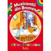 Citim si coloram - Muzicantii din Bremen