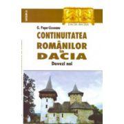 Continuitatea romanilor in Dacia - Dovezi noi