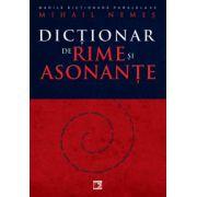 Dictionarul de rime si asonante