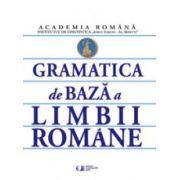 Gramatica de baza a limbii romane
