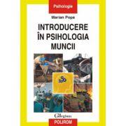 Introducere in psihologia muncii