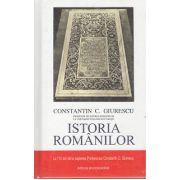 Constantin C. Giurescu - Istoria Romanilor