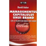 Managementul capitalului unui brand - Cum sa valorificam numele unui brand