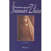"""Regina Maria, """"Însemnări Zilnice"""" vol. 7"""