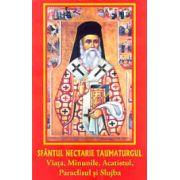 Sfantul Nectarie Taumaturgul - Viata, minunile, acatistul, paraclisul si slujba