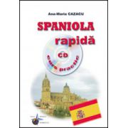 Spaniola rapida - Curs practic CD