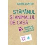 Stapanul si animalul de casa - Beneficiile relatiilor cu animalele