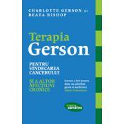 Terapia Gerson pentru vindecarea cancerului și a altor afecțiuni cornice