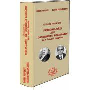 A treia carte cu personalitati ale consiliului legislativ de-a lungul timpului