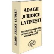 Adagii juridice latinesti