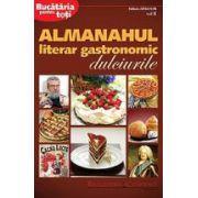 Almanahul literar gastronomic - Dulciurile