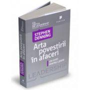 Arta povestirii în afaceri - Un ghid pentru lideri