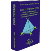 Auditul performantei solutie de implementare si consolidare a sustenabilitatii in societatea contemporana
