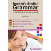 Booklet's English Grammar - A comprehensive guide