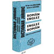 Dictionar juridic roman-englez, englez-roman