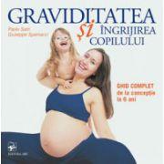 Graviditatea si ingrijirea copilului (Ghid complet de la conceptie la 6 ani)