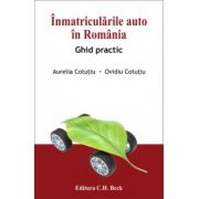 Inmatricularile auto in Romania
