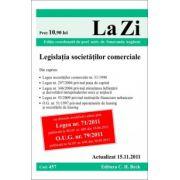 Legislatia societatilor comerciale (actualizat la 15 noiembrie 2011)