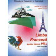 Limba franceza pentru clasa a VIII-a (limba moderna 1)